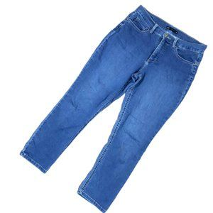 Lee Easy Fit Stretch Skinny Jeans. Size 12P